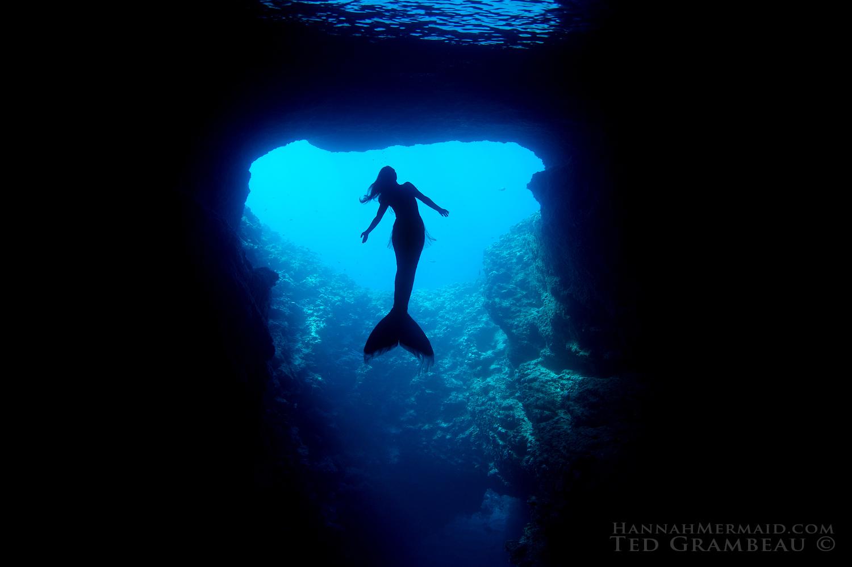 Hannah Mermaid - underwater modelling and acting