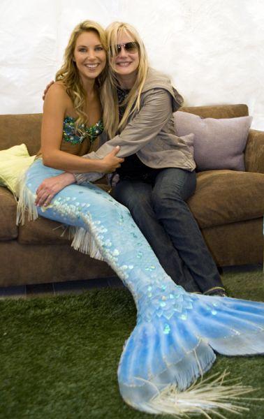 Daryl Hannah Splash Mermaid Tail Hannah Mermaid ...