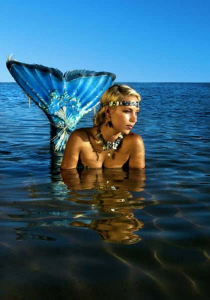 Hannah Mermaid Paua Shoot 3